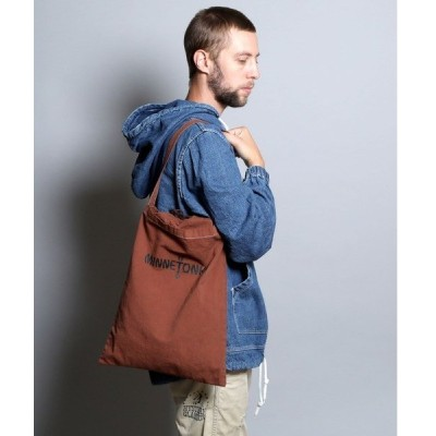 バッグ ハンドバッグ 【MINNETONKA/ミネトンカ】Drawstring  bag mini/巾着バッグビッグ