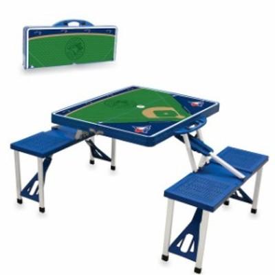 Picnic Time ピクニック タイム スポーツ用品  Toronto Blue Jays Picnic Table - Royal Blue