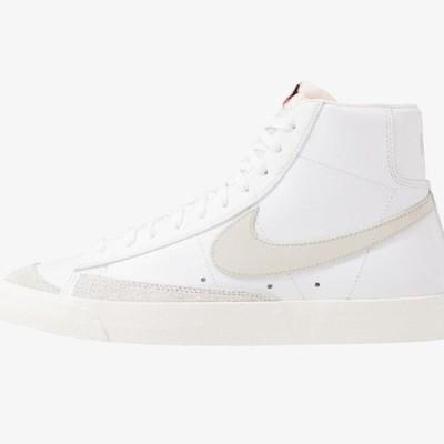 ナイキ メンズ 靴 シューズ BLAZER MID '77 - High-top trainers - white/light bone/sail