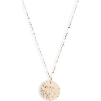 ナシェル NASHELLE レディース ネックレス ジュエリー・アクセサリー Constellation Pendant Necklace 14k Gold Fill