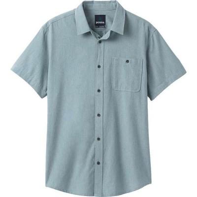 プラーナ メンズ シャツ トップス Prana Men's Jaffra SS Shirt