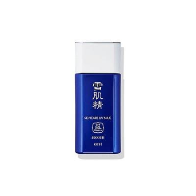 コーセー 雪肌精 スキンケアUVミルク SPF50+/PA++++ 60g 日焼け止め