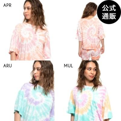 OUTLET 2021 ビラボン レディース タイダイTシャツ 2021年春夏モデル 全3色 M BILLABONG