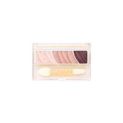 セザンヌ化粧品 トーンアップアイシャドウ 02 ローズブラウン (1個) アイシャドウ