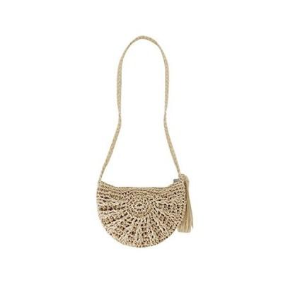 Sherry Woven Straw Bag Mini Crossbody Shoulder bag Summer Beach Handbag Pho