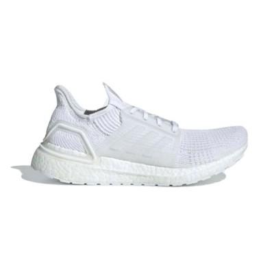 アディダス メンズ ウルトラブースト19 adidas Ultraboost 19 スニーカー White/White/Core Black