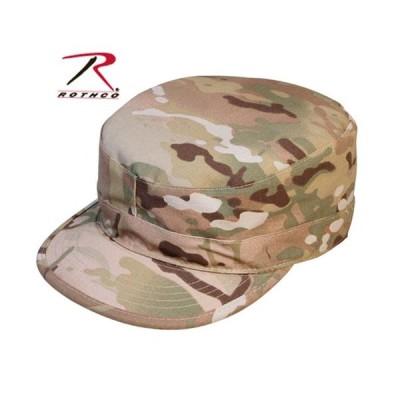 ROTHCO / ロスコ 5747 RANGER FATIGUE CAP / MAP POCKET-MULTICAM【サイズ:6.5〜7.75】