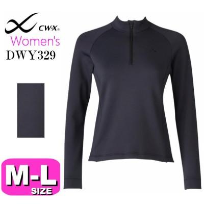 ワコール wacoal cw-x cwx DWY329 アウター トップ Tシャツ 長袖 (女性用/レディース) ML