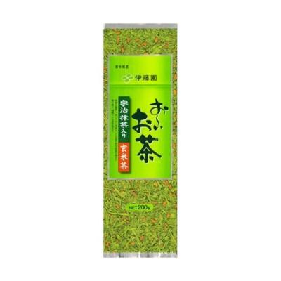 お〜いお茶 宇治抹茶入り玄米茶 200g