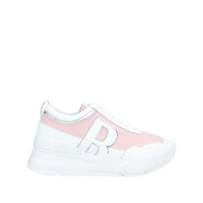 ルコライン RUCOLINE スニーカー ピンク 36 革 / 紡績繊維 スニーカー