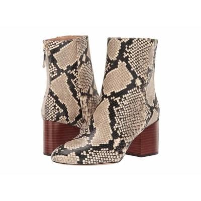 ジェイクルー ブーツ&レインブーツ シューズ レディース Snake Maya Boot with Stacked Heel Natural