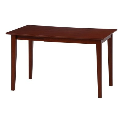 ダイニングテーブル 単品 幅80〜120cm 2人掛け 4人掛け エクステンション テーブル 折りたたみテーブル 折り畳み レノバ  木製 天然木