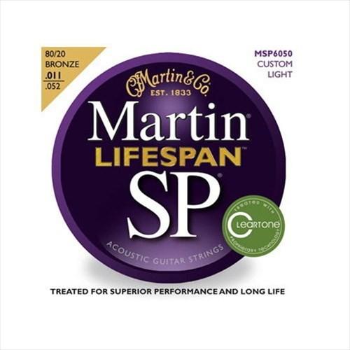 Martin SP MSP6050 80/20 BRONZE 木吉他/民謠吉他弦專業錄音演奏級[唐尼樂器]