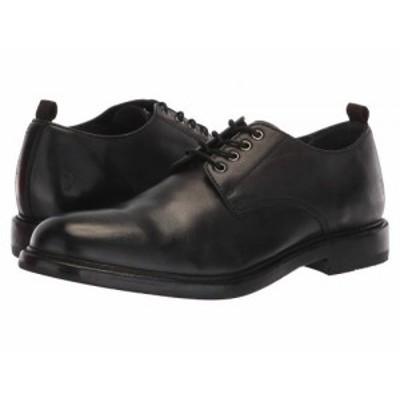 Frye フライ メンズ 男性用 シューズ 靴 オックスフォード 紳士靴 通勤靴 Murray Oxford Black Washed Dip-Dye Leather【送料無料】