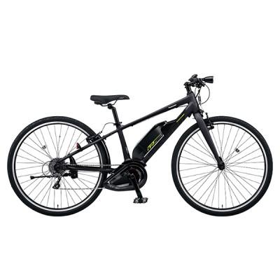 PANASONIC BE-ELHC339-B マットチャコールブラック ジェッター [電動アシスト自転車(700×38C・外装8段)] 電動自転車