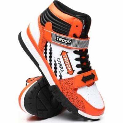 トゥループ TROOP メンズ スニーカー シューズ・靴 Troop Cobra Mid Sneakers Multi