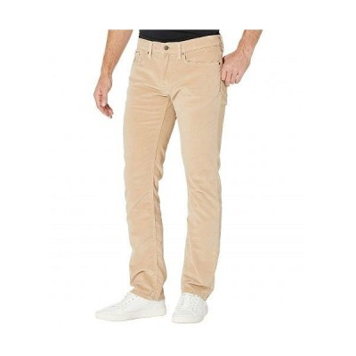 U.S. POLO ASSN. USポロ メンズ 男性用 ファッション パンツ ズボン Slim Straight Corduroy Pants - Vallejo Tan 1