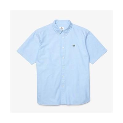 シャツ ブラウス リラックスフィット オックスフォードボタンダウンシャツ