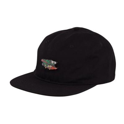 サンタクルーズ ピンド スラッシャー スナップバック ブラック メンズ キャップ 帽子 SANTACRUZ PINNED SLASHER SNAPBACK HAT BLACK