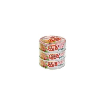 ホテイ/液切りいらずのしっとりツナ油漬 タイ産 55g×3缶