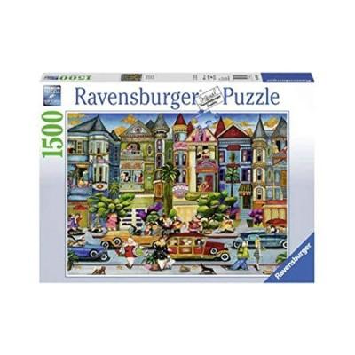 並行輸入品 Ravensburger Sweet Dreams, 1500 Piece Jigsaw Puzzle Made