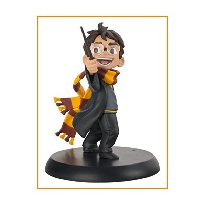QMX Harry's First Spell Q-Fig Action Figure_並行輸入品