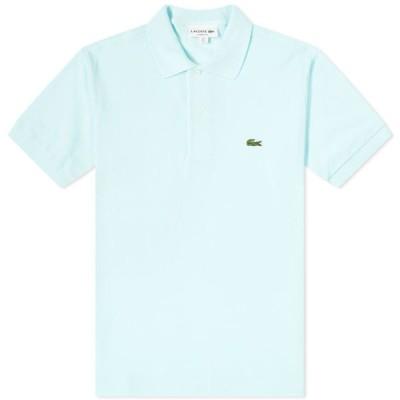 ラコステ Lacoste メンズ ポロシャツ トップス Classic L12.12 Polo Aquarium
