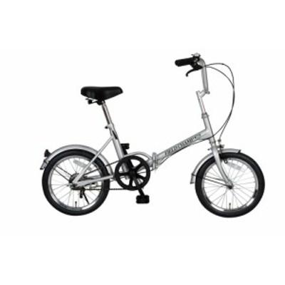 FIELD CHAMP365 FDB16 フィールドチャンプ 16インチ 折り畳み自転車 シングルギア 365 折りたたみ コンパクト 小型 持ち運び おすすめ