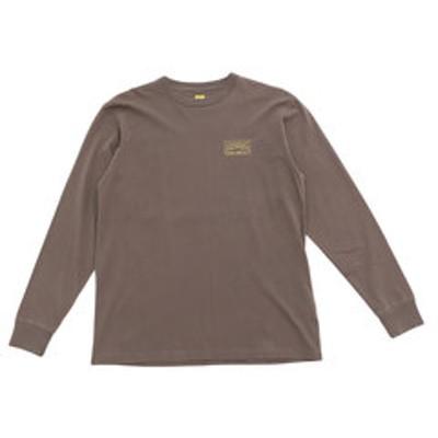 90S RISING SUN PIGMENT ロングスリーブTシャツ 55200016-BLK