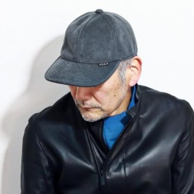 6方キャップ 秋冬 キャップ 帽子 メンズ シンプルライフ CAP SIMPLE LIFE 帽子 灰色 グレー L 58cm 紳