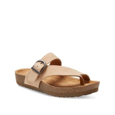 イーストランド Eastland Shoe レディース サンダル・ミュール シューズ・靴 Eastland Shauna Thong Sandals Sand