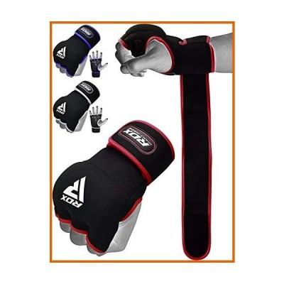 送料無料 RDXボクシングInnerジェル手袋手ラップ拳ナックルプロテクタームエタイ総合格闘技包帯ネオプ