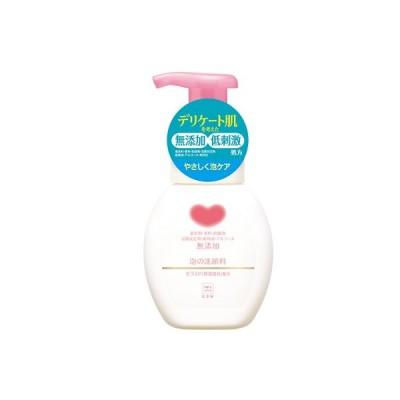 カウブランド 無添加泡の洗顔料 ポンプ付 200ml 牛乳石鹸【PT】