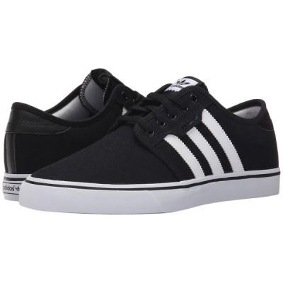 アディダス adidas Skateboarding メンズ スニーカー シューズ・靴 Seeley Black/White/Black