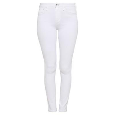ラグアンドボーン レディース デニムパンツ ボトムス CATE MID RISE - Jeans Skinny Fit - white denim white denim