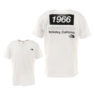 ノースフェイスウェア66オリジナルTシャツ NT32182 Wグリーン