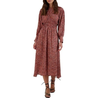 ビービーダコタ BB Dakota レディース ワンピース ワンピース・ドレス Wild in Style Dress Rust