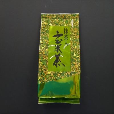 抹茶入玄米茶【200g入】