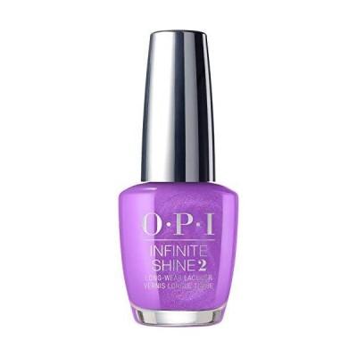 OPI(オーピーアイ) ネイル マニキュア 速乾 セルフネイル ジェル風 紫 ラメ(ISLT85 サムライ ブレイクス ア ネイル) ネイルカラー サ