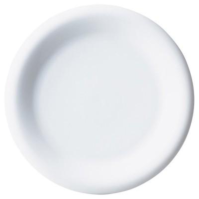 業務用食器 ホワイトアルト 27cmディナー φ27.3×3.6cm