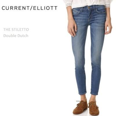 【SALE】【40%OFF】Current Elliott カレントエリオット THE STILETTO Double Dutch