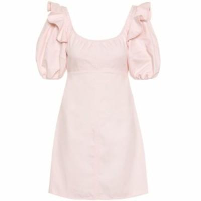 エラリー Ellery レディース ワンピース ワンピース・ドレス Valeria cotton minidress Pink