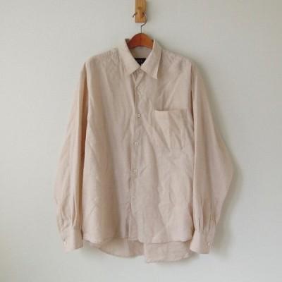 A.P.C. アーペーセー シャツ 99年秋冬モデル フランス製 淡いピンク 1(t-689)