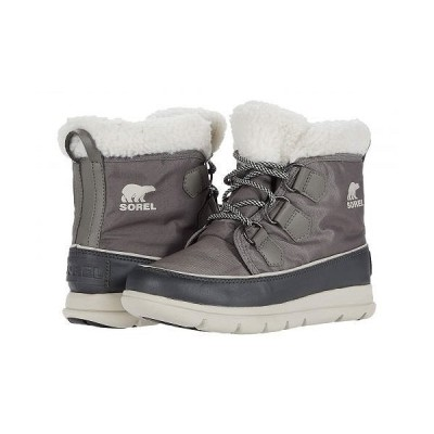SOREL ソレル レディース 女性用 シューズ 靴 ブーツ スノーブーツ Explorer Carnival - Quarry