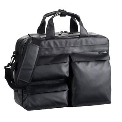 ハミルトンバッグ メンズ ビジネスバッグ ブリーフケース/HAMILTON-BAG ビジネスバッグ ブリーフケース ブラック 送料無料/込 卒業祝入学