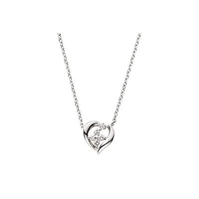 [VAヴァンドーム青山] ダイヤモンド 0.01ct シルバー Ag925 ネックレス GS6N801443TH