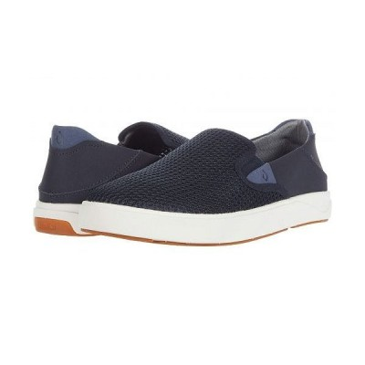 Olukai オルカイ メンズ 男性用 シューズ 靴 スニーカー 運動靴 Lae'ahi - Blue Depth/Blue Depth