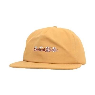 TCSS [ティーシーエスエス] TAKE TWO CAP スナップバックキャップ HW1911 SAND [並行輸入品] (Free Size)