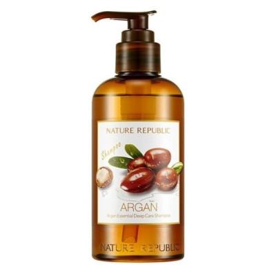 [NatureRepublic]Argan Essential Deep Care Shampoo 300ml