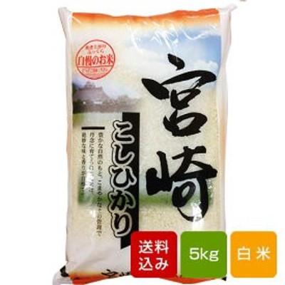 宮崎コシヒカリ 5kg 一等米 令和元年産